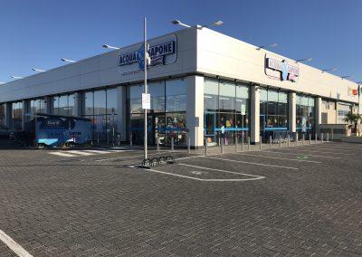 Centro Commerciale Via Piemonte